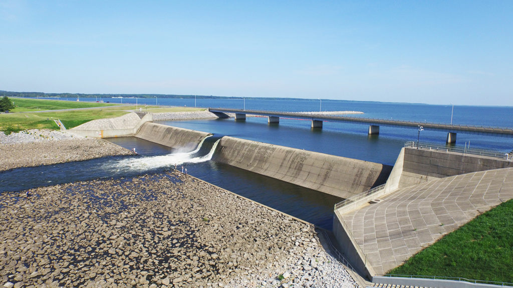 communities-rend lake dam